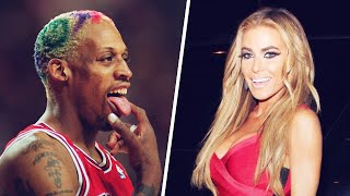 Carmen Electra Reveals CRAZY Story About Dennis Rodman 🔞 | House Of Bounce