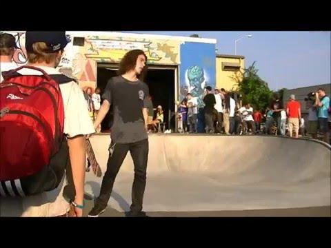 Deathwish,krew,supra and baker at rampage skatepark