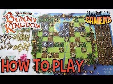 Bunny Kingdom How-To Play