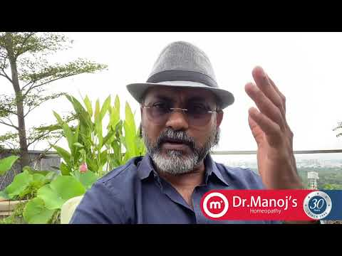 Allergic rhinitis Treatment in Homeopathy by Dr Manoj Kuriakose