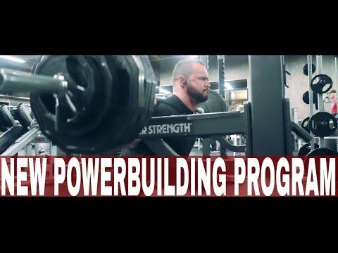 DAY 1 ON KIZEN POWERBUILDING PROGRAM - смотреть онлайн на