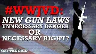 #WWJVD: New Gun Laws - Unnecessary Danger or Necessary Right? | Jesse Ventura Off The Grid - Ora TV