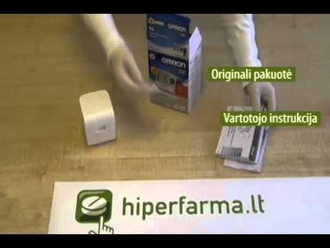 Hipertenzija stadiją ii