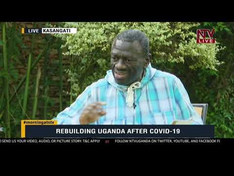KICK STARTER: Rebuilding Uganda after COVID-19