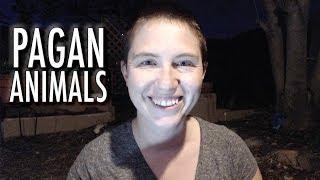 [4.24] Familiars, Animal Companions, Pagan Pets - Staying Wild