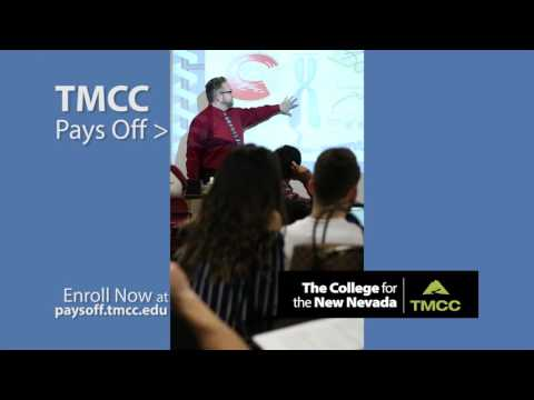 TMCC Pays Off - Graphic Communications - James