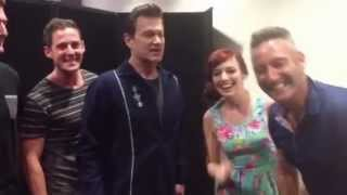 The Wiggles with Chris Isaak and...Yellow Bird!