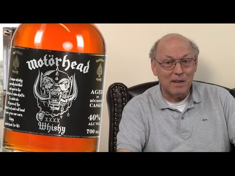 Whisky Verkostung: Mackmyra Motörhead