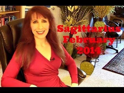 Sagittarius February 2014 Astrology