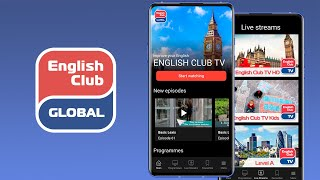 Watch ECTV programmes and learn English right on your phone!