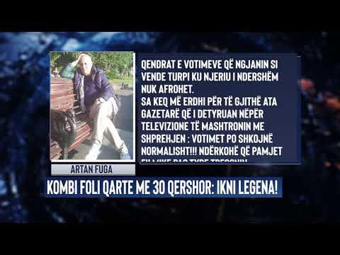 Kombi foli qartë më 30 qershor: Ikni legena | Opinion nga Artan Fuga