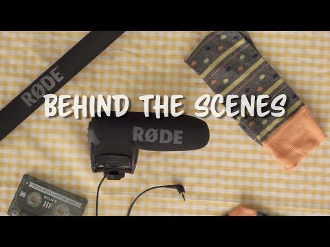 Coffee & Meals : My RØDE Reel BTS