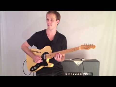 Electric Guitar Lesson - Cool Guitar Tips and Methods for Learning Licks Quicker