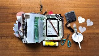 What To Put in a Junk Journal / Let's Play