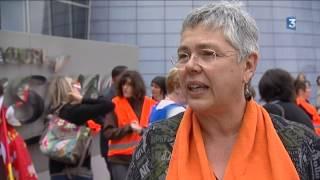 """""""Je donne ma prime ..."""" : une action symbolique à St-Etienne"""
