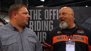 H.O.G. - The Official Riding Club of Harley-Davidson