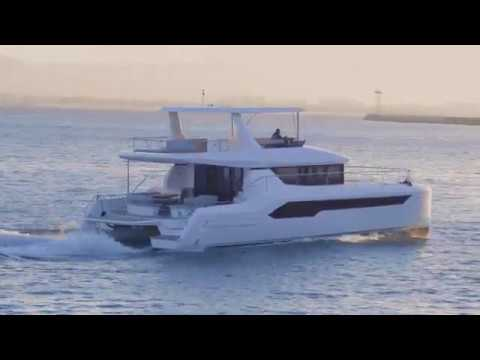 Leopard 53 Powercat video