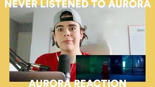 "First Time Listening To ""AURORA"" (Animal + Runaway Reaction!)"