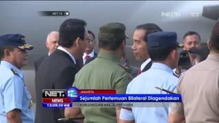 Presiden Jokowi Bertolak Ke Jepang Hadiri KTT G7  NET12