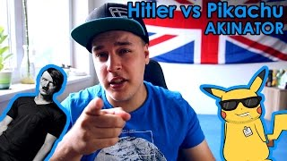 Hitler vs Pikachu - Akinator