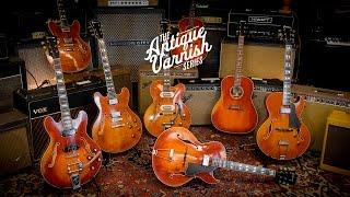 Eastman E10OOSS/v Antique Varnish Acoustic Guitar