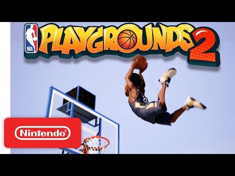 NBA Playgrounds 2 Announcement Trailer – Nintendo Switch