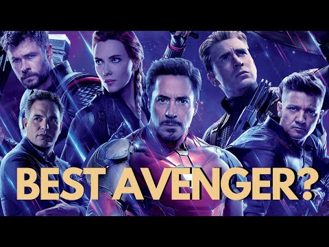 Who is the Best Avenger in the MCU?