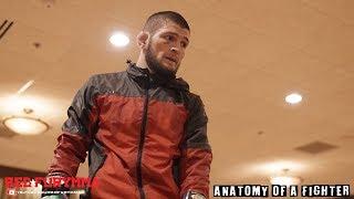 СИЛЬНЫЕ СЛОВА ХАБИБА ПЕРЕД БОЕМ С КОНОРОМ | АНАТОМИЯ БОЙЦА UFC 229 - ЭПИЗОД 1