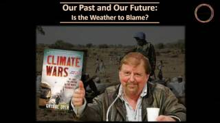 "Keynote Speaker: David Livingstone, School of Geography, Archaeology & Palaeoecology, Queen's University Belfast:  ""Our Past and Our Future:  Is the Weather to Blame?"""
