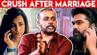 இவரு கூட படமே பண்ணமாட்டேன் - Gautham Menon Opens Up | Karthik Dial Seytha Yenn, Simbu, Trisha, VTV 2