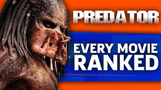 Every Predator Movie, Ranked From Worst To Best