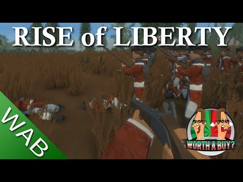 Rise of Liberty Review (played live) - Happy 4th of July