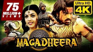 Magadheera (4K Ultra HD) Hindi Dubbed Movie   Ram Charan, Kajal Aggarwal, Dev Gill, Srihari