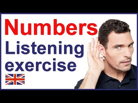 mp4 Exercise English Numbers, download Exercise English Numbers video klip Exercise English Numbers