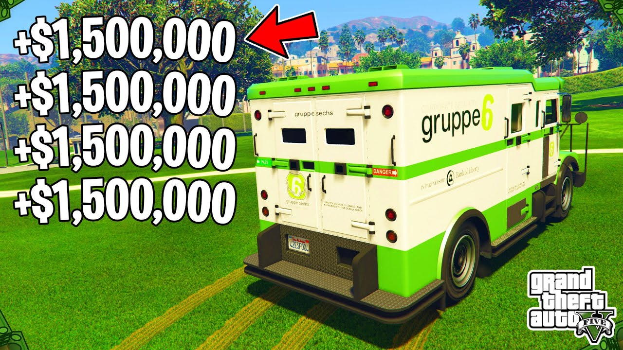 The Very Best Cash Techniques You Ought To Do TODAY In GTA 5 Online! (MAKE MILLIONS!)