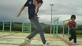 танец мальчика 8 лет
