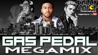 Gas Pedal MEGAMIX – Sage The Gemini Justin Bieber & Iamsu! [BEST]