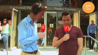 Gambar cover Shane Filan 'Everything to me' at RTÉ 2fm