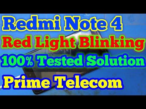 Download Mi Note 3 Red Light Blink Problem Solutions S M R Technolog