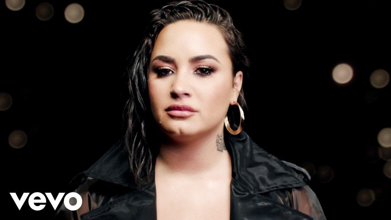 Demi Lovato — Commander In Chief