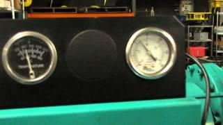 Sullivan Palatek 20hp Rotary Screw Air Compressor with 120 Gallon Tank