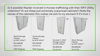 VERIFY: Is Wayfair involved in human trafficking?