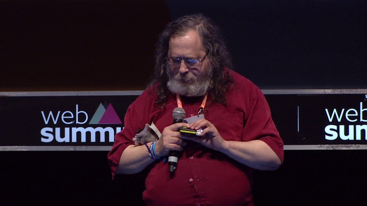 Reclaim your freedom with free libre software now – Richard Stallman of Free Software Movement