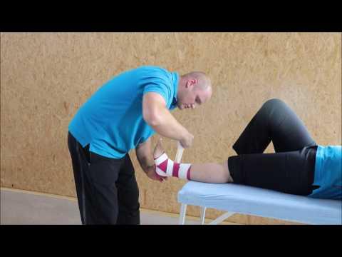 Schmerzen Gelenke der Füße zu wenden