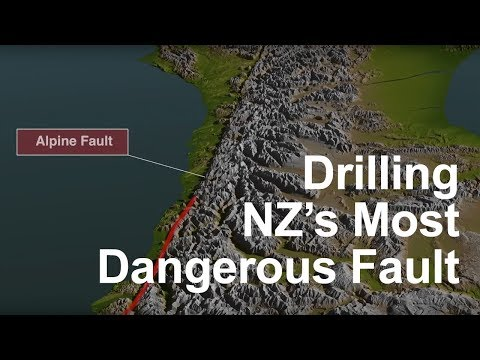 Scientists Will Drill Directly Into A Fault In New Zealand That's Overdue For An Earthquake