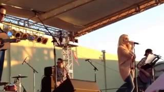 Danielle Bradbery 'Daughter Of A Working Man' York Fair edit
