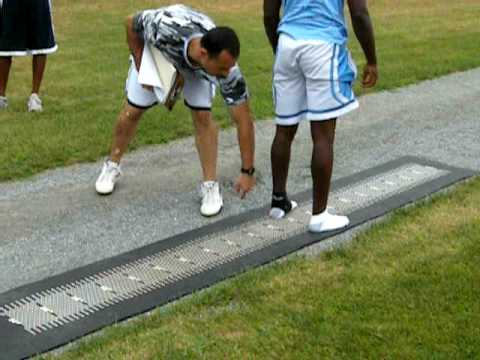 standing broad jump test  exercise