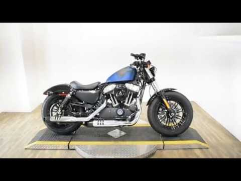2018 Harley-Davidson Forty-Eight in Wauconda, Illinois - Video 1