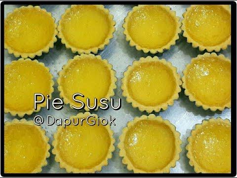 Video Resep dan Cara Membuat Pie Susu - Resep Pie Susu DIJAMIN Enak