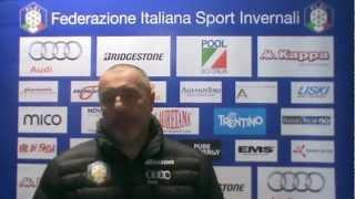 Intervista a Claudio Ravetto | FISI Official | FISI Official
